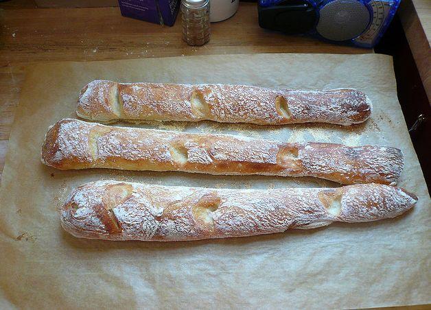 baguette-backen
