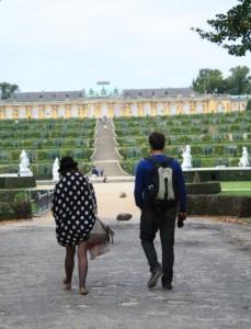 Reiseziel-Potsdam-Schloss-Sanssouci