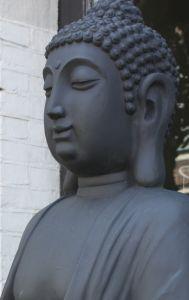 Auch Buddha-Figuren werden gern als Deko für Feng Shui benutzt. Foto: iww