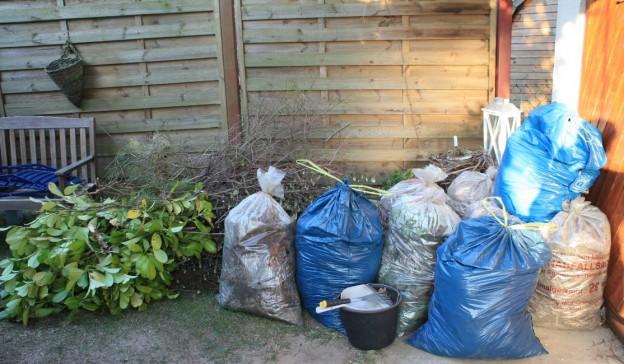 Müll, Abfall, aufräumen, ausmisten, ordnung