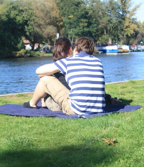 Menschen, Paar, Liebe