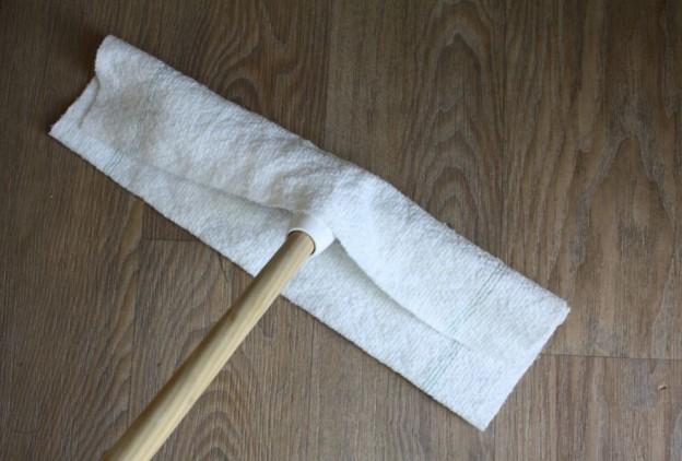 Putzen, Boden, reinigen