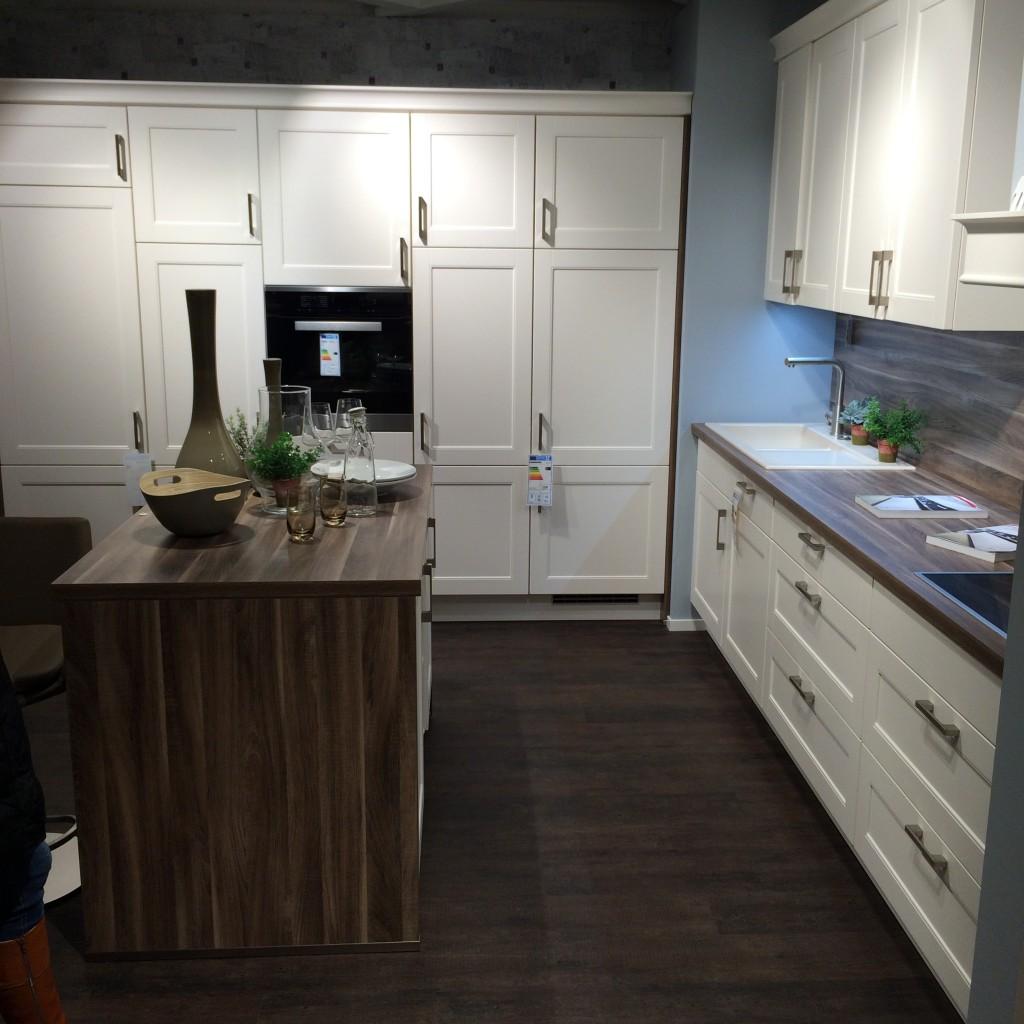Eine Küche sollte gut durchdacht sein (Foto: A. Kaatz)