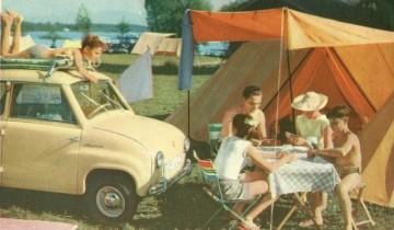 Italienurlaub: Die gute alte Zeit - mit der ganzen Familie