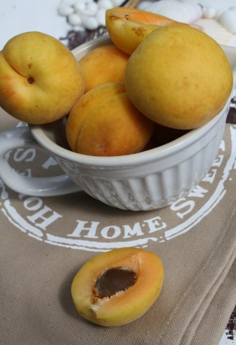 Aprikosen enthalten sehr viel Vitamin A und Calcium (Foto: A. Kaatz)