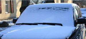 Auto, Winter, Schnee