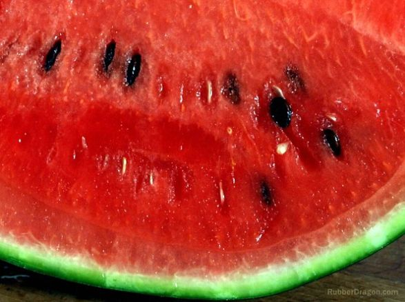 Wassermelone pur (Foto: Chris RubberDragon/CC BY-SA 2.0)